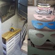Ειδικές κατασκευές από ξύλο