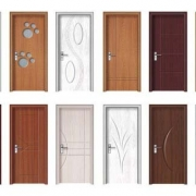 Θωρακισμένες πόρτες με επένδυση pvc