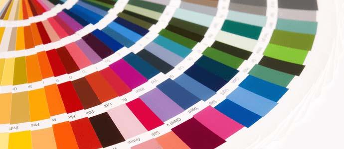 Χρωματολόγιο Κουφωμάτων PVC